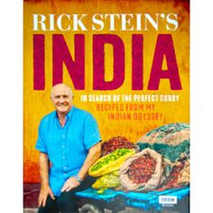 Booktopia has Rick Stein's India by Rick Stein. Buy a discounted Hardcover of Rick Stein's India online from Australia's leading online bookstore. Rick Stein India, Chefs, Lamb Rogan Josh, Tandoor Oven, Best Curry, Cookery Books, Korma, Butter Chicken, Chicken Curry