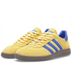 SPEZIALES IN A SIMILAR FETCHING COLOURWAY TO HAMBURG STOCKHOLMS, BUT THE SOLE IS TOTALLY DIFFERENT