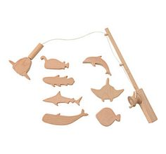 Wooden toys by MUJI