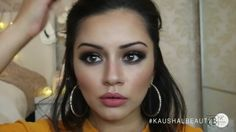 Kaushal Beauty - party makeup Party Makeup, Eye Makeup, Kaushal Beauty, Makeup Articles, Gal Gadot, Beauty Care, Makeup Looks, Short Hair Styles, Make Up