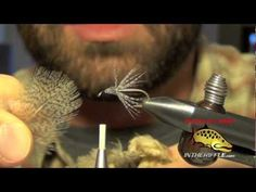 Fly Tying With Partridge Feathers Tips and Tricks - YouTube