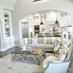 48 Adorable and Cozy Neutral Living Room Design Ideas. Adorable and cozy neutral living room design ideas If there are people who really care of their prestige impression for their living room that will be the public … Small Room Design, Family Room Design, Design Salon, Küchen Design, Luxury Homes Interior, Home Interior Design, Design Interiors, Room Interior, Cozy Living Rooms
