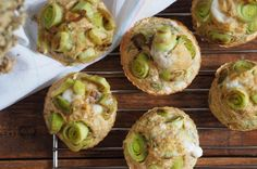 #leek #muffin