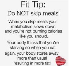 Fit Tip ☝️
