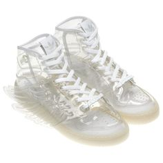 "adidas Originals JS Wings ""Clear""  someday I will find these in my size and they will be my most priz3d possession"