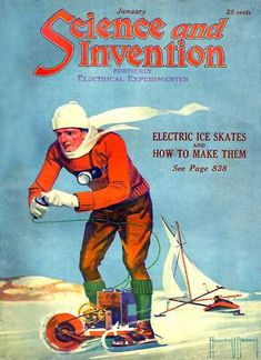 Science and Invention - 1/1922