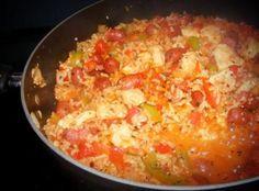 Easy Jambalaya in the Crockpot Recipe