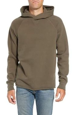 fd54ac3d0f2 Levi's Made & Crafted(TM) Unhemmed Regular Fit Hoodie Sweatshirts  Online, Mens