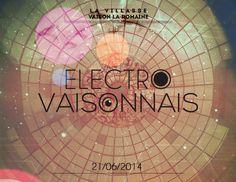 "Made for Music Fest ""Electro Vaisonnais"""