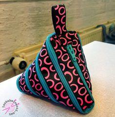 LANKAHELVETTI: Vetoketjupussukan ohje (diy zipper purse)