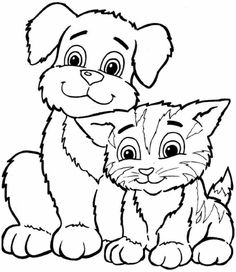 free printable coloring pages kids millimount coloring pages animal coloring pages - Kids Animal Coloring Pages