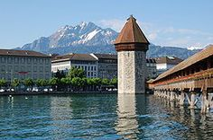 Lucerne, Switzerland - Of all the places I have been - nothings comes close to this place! My very Favorite