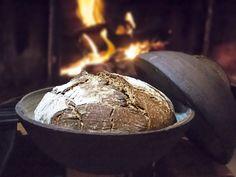 ceramic bread baker by tal g.ardon  photo:dudy ardon