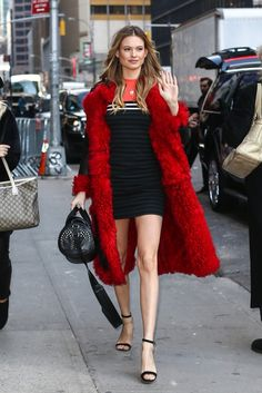 Rocco in Red #BehatiPrinsloo