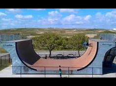 Image result for exterior of a skatepark