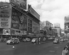 New York City, 1940s | Hemmings Daily