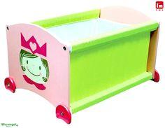 Tavolo da disegno con rotolo carta e cassetto in legno per - Tavolo contenitore bambini ...