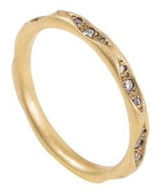 diamond eternity ring - ABC Carpet & Home