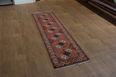 Hand Knotted Ersari Runner from Pakistan. Length: 301.0cm by Width: 82.0cm. Only £686 at https://www.olneyrugs.co.uk/shop/runners-for-sale/pakistan-ersari-21825.html    Visit our site and see our striking array of oriental and Persian carpets, kilim ottomans and Kilim cushions at www.olneyrugs.co.uk