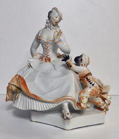 238 Best Meissen Porcelain Figurines Images Queen 18th