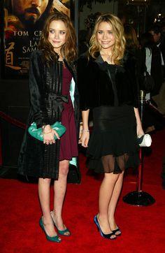 Twins Olsen. .Emy Cubbins.