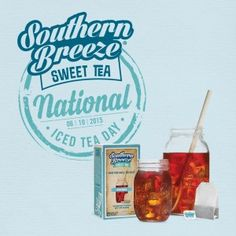 Enter to win a SweetPac including a Box of Southern Breeze & Mason Jar!