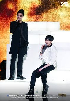 WIN : WHO IS NEXT ♡ Team A - Kang Seung Yoon and Minho