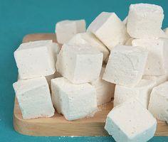 Bourbon-Vanilla Marshmallows