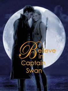 Once Upon a Time: Believe in Captain Swan.... As cute as this is, I still want her with Neal! <--- I don't know what I want!!!! The Ariel episode when they find Neal was so cute but I've been a captain swan fan since.. Forever!!