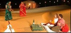 Cultural Activities of Rajasthan hypnotize foreign people.