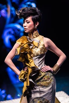 Guo Pei Discusses Creative Process, Plans For Next Collection | Artinfo