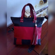 Bag ecopelle