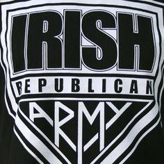 IRISH ... IRA