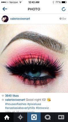 Sunset makeup rc cosmetics