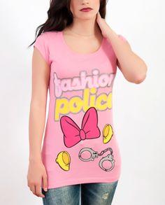 Minnie Mouse  Casual  Fashion  T shirt