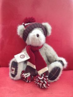 Cocoaberry Boyds bear
