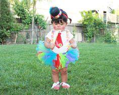 Clown tutu costume, making this!!