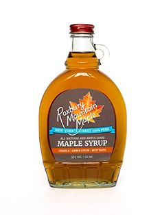 Grade A Amber Maple Syrup, Roxbury Mountain Maple, 12 Oz Glass -- Get more discounts! Click the pin : baking desserts recipes