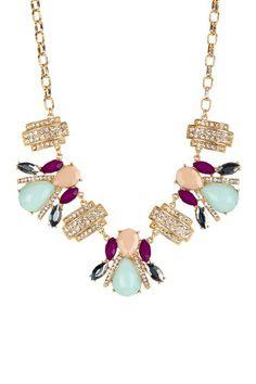 Versailles Necklace by Meghan Fabulous on @HauteLook
