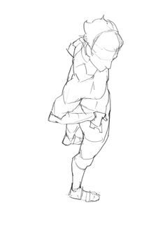Image Result For Perspective Poses Drawing