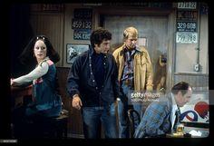 Paul Michael Glaser as Starsky Paul Michael Glaser, David Soul, Starsky & Hutch, Savage, Fictional Characters, Sunday, Jacket, Blue, Domingo