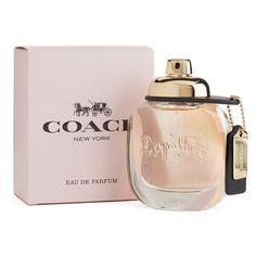Coach New York Women's Perfume - Eau de Parfum, Multicolor