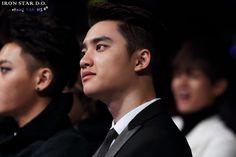 D.O - 141203 2014 Mnet Asian Music Awards Credit: Doki.