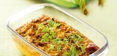 Flan de carotte et courgette