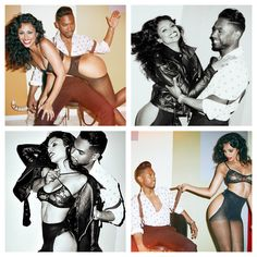 Miguel & Nazanin. Seriously hottest couple alive. I <3 Miguel.