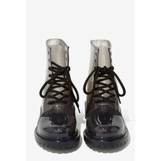 Nwot Dirty Laundry Ratatat Lace Up Boot (Grey)