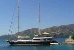Luxury ALESSANDRO - Sailing Yacht Check more at https://eastmedyachting.co.uk/yachts/alessandro-sailing-yacht/