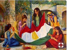 Middle Eastern Art, The Kurds, Art Reference, Beautiful Men, Religion, Culture, Artist, Photography, Painting