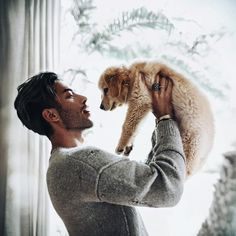 Toni Mahfud (and the puppy the puppy is cute too, don't forget the puppy:) xx Toni Mahfud, Zayn Malik, Mans Best Friend, Best Friends, Handsome Boys, New Girl, Beautiful Boys, Cute Guys, Pretty People