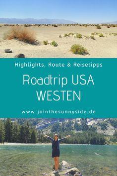 DIY USA-Westküsten-Roadtrip: Route zum Nachfahren und Reisetipps (Beitrag enthält Werbelinks) Death Valley, Big Sur, Diy Usa, Monument Valley, San Diego, Las Vegas, Travel Tips, Travel Destinations, Angeles